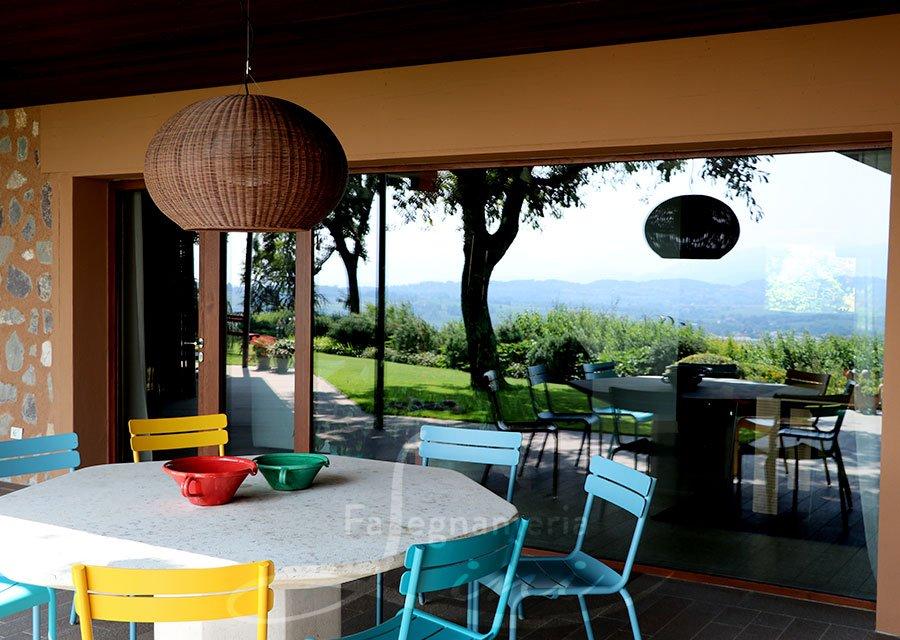 Villa in Franciacorta – Classico ed Elegante